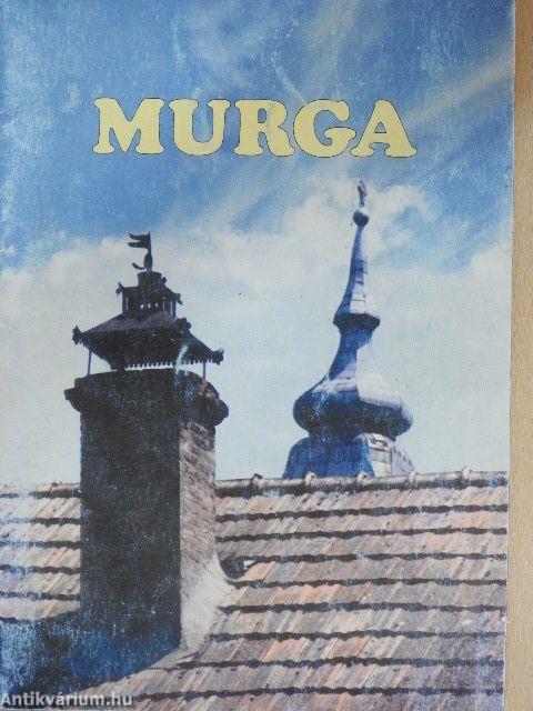 Balogh Margit: Murga